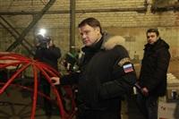 Владимир Груздев в Дубенском районе. 30 января 2014, Фото: 26