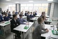 Открытие химического класса в щекинском лицее, Фото: 43