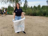 В Кондуках прошла акция «Вода России»: собрали более 500 мешков мусора, Фото: 15
