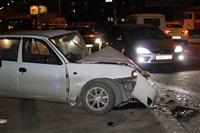На ул. Металлургов в Туле лоб в лоб столкнулись две Daewoo, Фото: 12