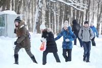 III ежегодный турнир по пляжному волейболу на снегу., Фото: 41