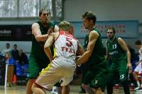 Тульские баскетболисты «Арсенала» обыграли черкесский «Эльбрус», Фото: 41