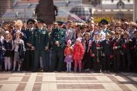 Открытие монумента и бронепоезда на Московском вокзале. 8 мая 2015 года, Фото: 45