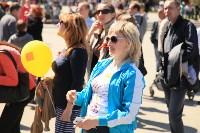 День Победы: гуляния на площади Победы. 9 мая 2015 года, Фото: 29