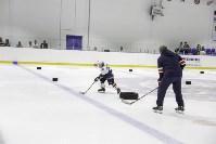 Легенды хоккея провели мастер-класс в Туле, Фото: 12