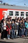 """В Тульской области """"Поезд памяти"""" прошел  по судьбоносным местам сражений, Фото: 21"""