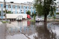 Затопленные ул. Мосина и ул. Тимирязева, Фото: 6