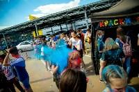 В Туле прошел фестиваль красок и летнего настроения, Фото: 91