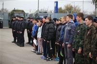 25-летие создания подразделений ОМОН в системе МВД , Фото: 4