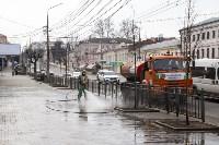 В Туле продолжается масштабная дезинфекция улиц, Фото: 9