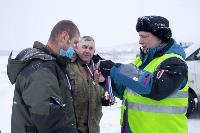 В Туле выбрали лучших рыбаков по ловле на блесну со льда, Фото: 72