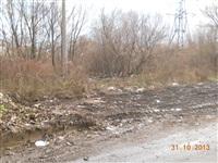 Ситуация с уборкой мусора в Пролетарском районе, Фото: 2