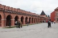 Открытие торговых рядов в Тульском кремле. День города-2015, Фото: 7