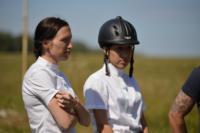 В Ясной поляне стартовал турнир по конному спорту, Фото: 5