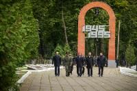 Перезахоронение солдат на Всехсвятском кладбище, Фото: 6