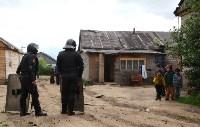В Плеханово продолжается снос незаконных цыганских построек, Фото: 47