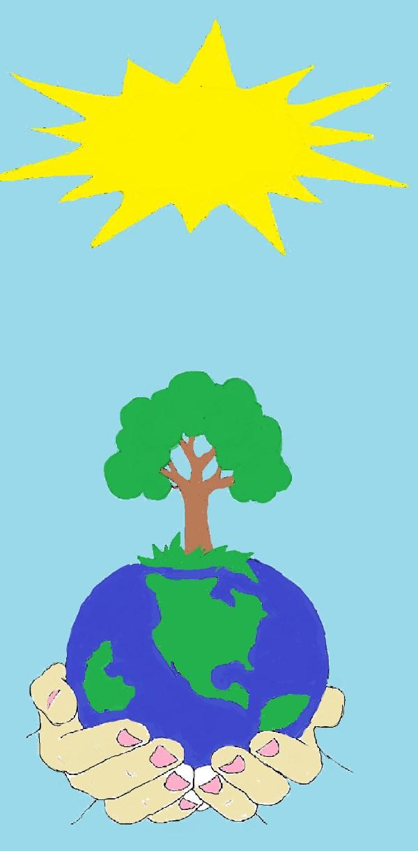 Телкова Света, 20 лет. Холмы, перелески, Луга и поля — Родная, зелёная Наша Земля.