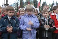 В Белёве зажгли Вечный огонь, Фото: 36