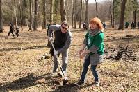 Посадка деревье в Ясной Поляне. 17.04.2015, Фото: 33