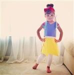 Платья четырехлетнего модельера, Фото: 8