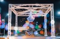 Как украсили Тулу к Новому году, Фото: 25