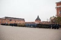 Митинг сотрудников ОВД в Тульском кремле, Фото: 80