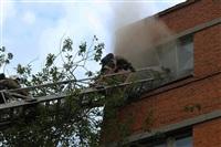 Пожар в бывшем профессиональном училище, Фото: 3