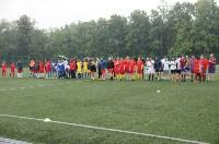 Футбольный турнир. Журналисты, Фото: 2