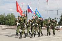 В Туле прошел митинг в честь Дня ветерана боевых действий Тульской области, Фото: 9