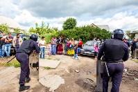 Снос домов в Плеханово. 6 июля 2016 года, Фото: 39