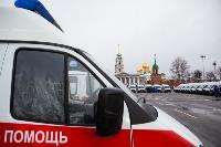 Алексей Дюмин передал региональному Центру медицины катастроф 39 новых автомобилей, Фото: 8