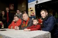 Болельщики «Арсенала» пообщались с игроками команды, Фото: 16