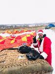 Накануне Рождества над Тулой пролетели аэростаты, Фото: 12