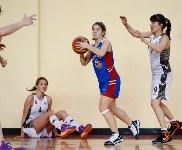 Женский «Финал четырёх» по баскетболу в Туле, Фото: 6