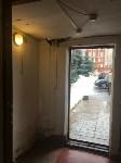 3 февраля 2016 г. На входе в диспансер от сырости прорвался потолок., Фото: 1