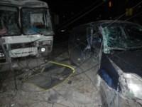Авария в Пролетарском районе вечером 3 октября, Фото: 12