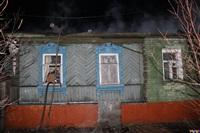 В поселке Октябрьский сгорел дом., Фото: 8