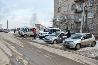 Бунт в цыганском поселении в Плеханово, Фото: 31