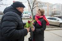 Пролетарский глава Сергей Шестаков поднял тулячкам настроение, Фото: 33