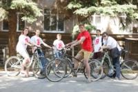 Студенты просят велопарковки, Фото: 12