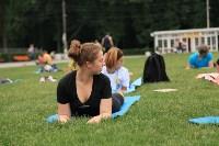 День йоги в парке 21 июня, Фото: 100