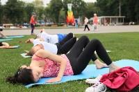 День йоги в парке 21 июня, Фото: 78