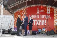 Дмитрий Миляев наградил выдающихся туляков в День города, Фото: 68