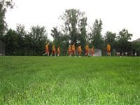 Фанаты тульского «Арсенала» сыграли в футбол с руководством клуба, Фото: 4