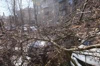 Последствия урагана. 16.04.2015, Фото: 8