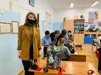 Мобильный пункт РСО ООО «МСК-НТ» посетил поселок городского типа Славный, Фото: 10