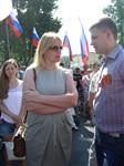 Митинг против насилия на Украине, Фото: 15