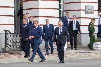 Путин в Суворовском училище, Фото: 27