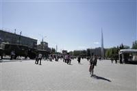 Празднование 69-й годовщины победы в Великой Отечественной войне на площади Победы. Тула, Фото: 37