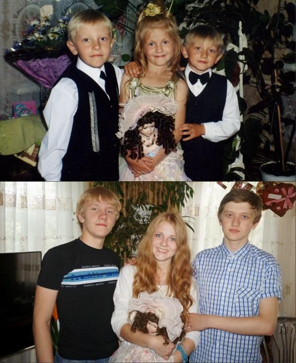 10 лет пролетели незаметно)